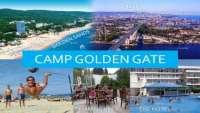 Детский лагерь Первый международный американский лагерь Camp Golden Gate Болгария/ Албена