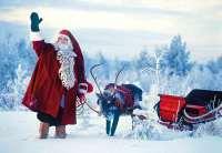 Детский лагерь Рождественский экспресс в Лапландию Финляндия/Лапландия