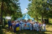 Детский лагерь Школа военного мастерства Киевская область/с.Песковка