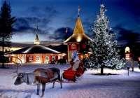 Детский лагерь В гости к Санта Клаусу Зима 2018 Финляндия/г. Рованиеми
