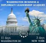 Детский лагерь Washington Business and  Diplomacy Leadership Academy от TEG зима 2016 США/Вашингтон