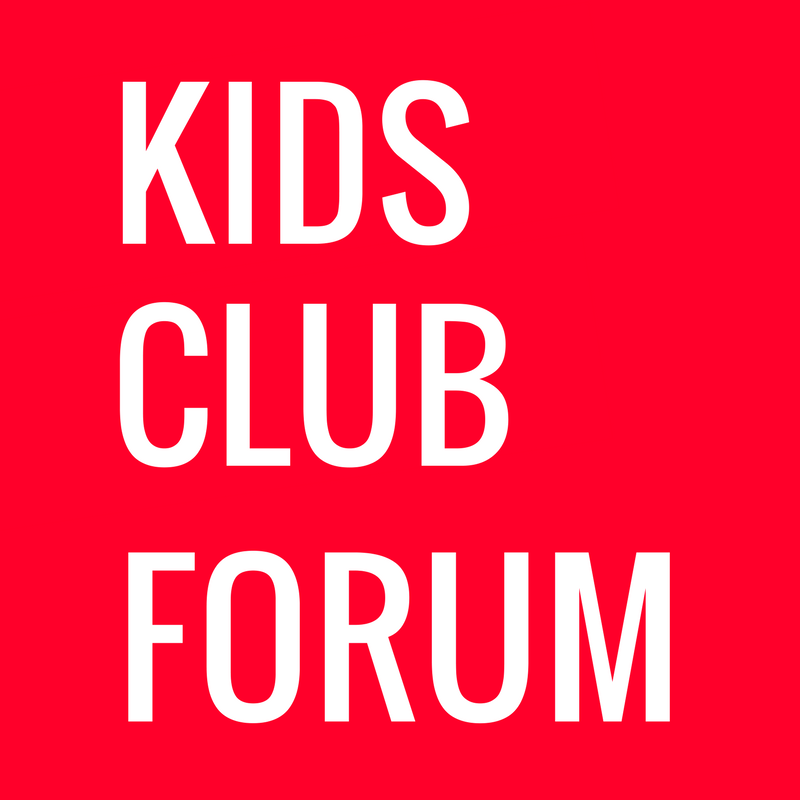 Kids Club Forum 2016