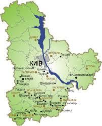 Детские лагеря в Киевской области