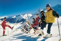 Лагеря с катанием на лыжах