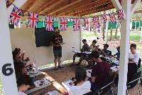 Английские лагеря в Карпатах 2018