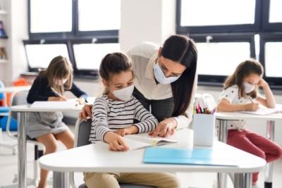 На уроки в масках? | Нові вимоги від МОЗ для навчальних закладів