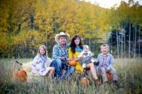 Семейный отдых в Карпатах осенью 2018