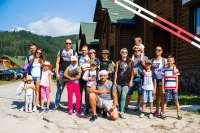 Семейные лагеря - отличный вариант для отдыха всей семьей!