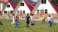 Дитячий табір Alive Camp в Карпатах Карпати/с. Яблуниця (Івано-Франківська область)