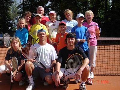 Детский лагерь Теннисная академия BrilTennis в Чехии Чехия/Прага