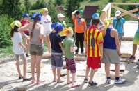 Детский лагерь Edelweiss - Эдельвейс в Карпатах Карпаты/с. Орявчик
