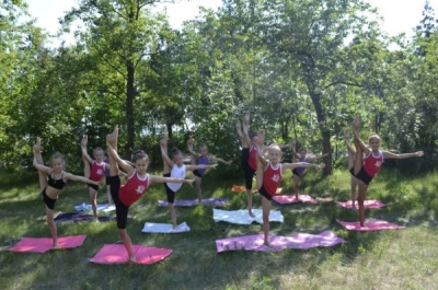 Детский лагерь Факел (Бердянск) Запорожская область/Бердянск