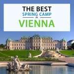 Дитячий табір FaynoCamp VIENNA дитячий англомовний табір у Відні Весна 2019 Австрія/Відень