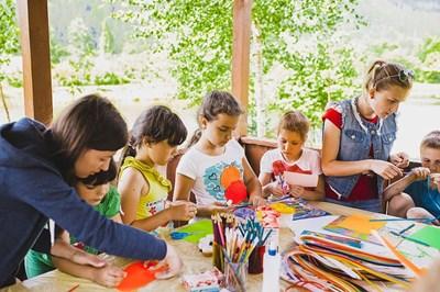 Детский лагерь Friends world - элитный лагерь для современных детей Карпаты/с. Татаров (Ивано-Франковская область)
