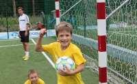 Детский лагерь Мастер мяча: 1-ый городской футбольный лагерь Харьковская область/Харьков