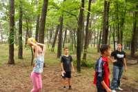 Детский лагерь Горка скаутский лагерь Киевская область/пгт. Песковка