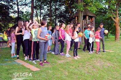 Детский лагерь ICEA Summer Camp (EcoCamp) 2019 Карпаты/с. Явора (Львовская область)