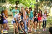 Детский лагерь JAMM Киевская область/пгт. Козин