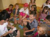 Детский лагерь Карпатське левеня Карпаты/с. Тухля (Львовская область)