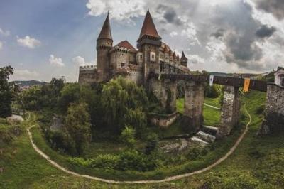 Детский лагерь Edelweiss - Монстры на каникулах - осенние каникулы в Румынии 2018 Румыния/Турда