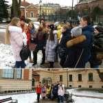 Детский лагерь Полиглот в Польше(Краков) Зима 2019 Польша/Краков