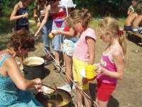 Детский лагерь Робинзон на Ольгином острове Киевская область/Киев