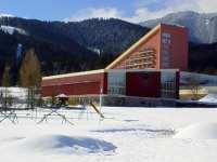 Детский лагерь Словацкий Рай в Низких Татрах Зима 2019 Словакия/курорт Липтовский Ян