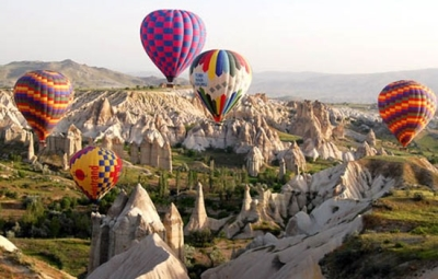 Детский лагерь Time to TRAVEL Cappadokia Осень 2020
