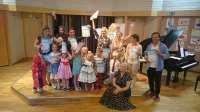 Детский лагерь Международный музыкальный семейный лагерь Victoria Antonen (Финляндия) Зима 2018 Финляндия/Хямеенлинна
