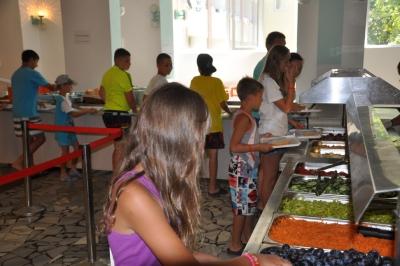 Детский лагерь Вместе Болгария/Китен